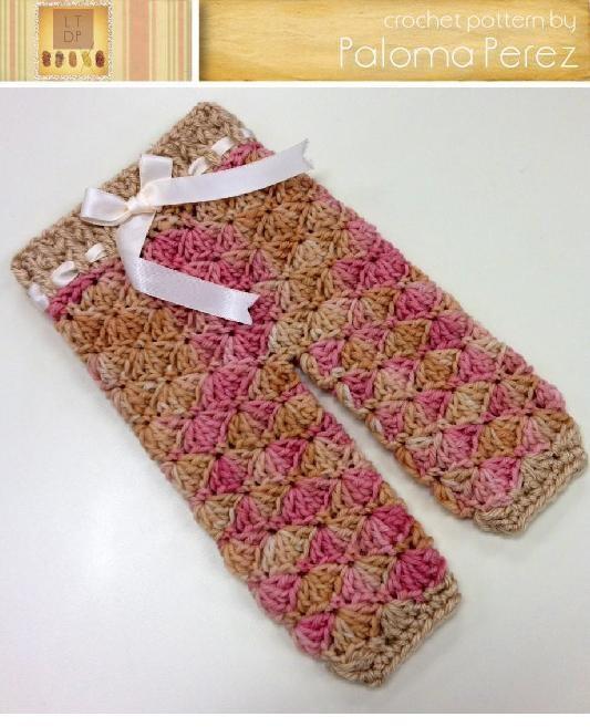 22 mejores imágenes en crochet baby pants en Pinterest | Pantalones ...