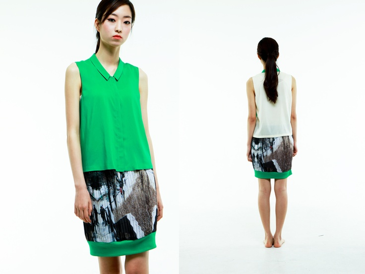 al,thing - Sleeveless blouse