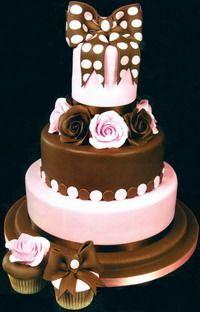 Многоярусные_Свадебные_торты Multi-tiered_Wedding_Cakes - Мастер-классы по украшению тортов Cake Decorating Tutorials (How To's) Tortas Paso...