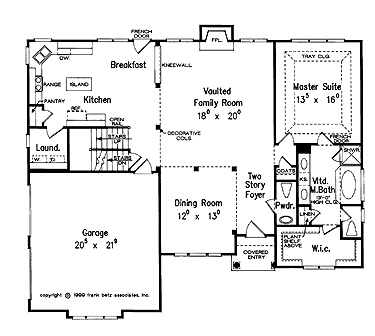 12 best 2000 Sq Ft House Plans that you can try to Apply