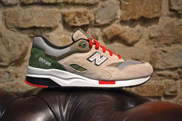 New Balance Fall/Winter 2014 CM1600 Elite Edition Preview