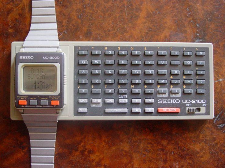 Seiko UC-2100, 1984
