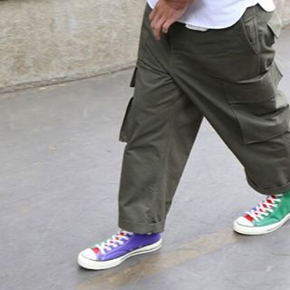 "161 Likes, 1 Comments - groovy (@groovystore) on Instagram: ""Workware 新款再度上架 除了之前立刻銷售一空的卡其軍褲再度補齊外 這次還有大家尋找已久的褲腳有口袋款式 →US Army MOD Baker Pants 和m65 cargo pants…"""