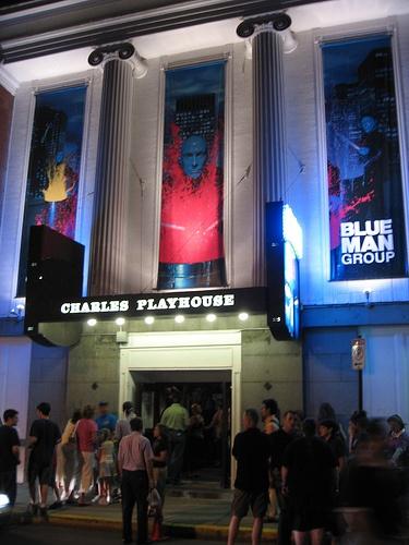 Charles Playhouse Boston