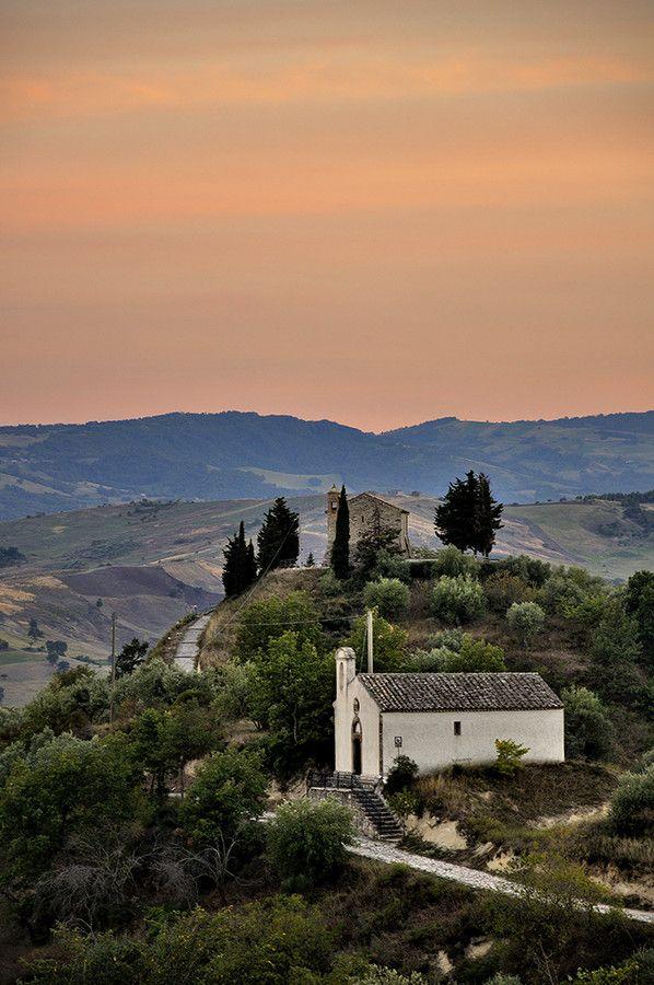 """All'imbrunire by Mario Gravina"" on 500px Molise, Italy #molise #italy #destinazionemolise"