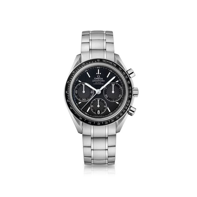 My latest desire. This exquisite Gents Omega Automatic Chronograph Bracelet exclusive from Hardy Brothers.