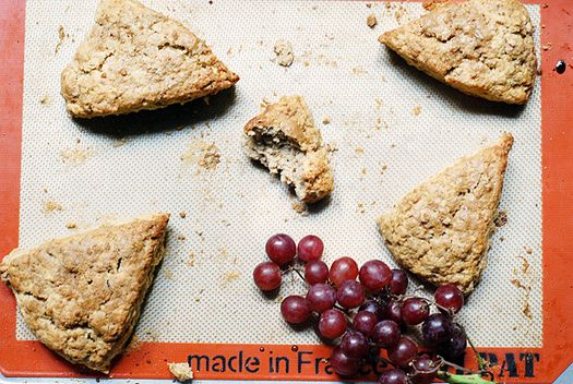Maple Sugar Scones | Recipe