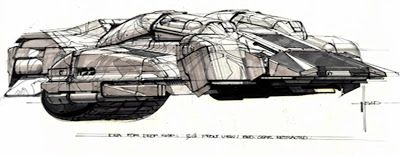 Weyland-Yutani Archives: Aliens Visual Futurist: Syd Mead