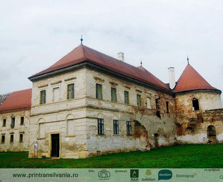 Bánffy Castel in Bonțida, Cluj