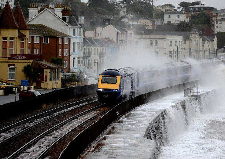 Dawlish, Devon, UK
