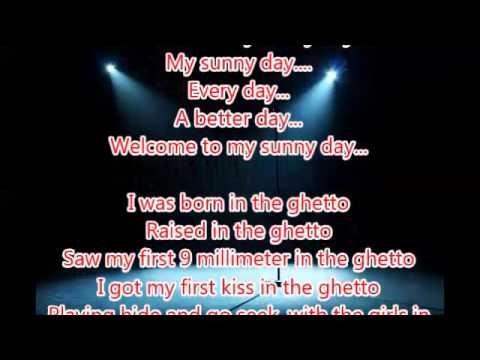 Sunny Day - Akon (Lyrics)