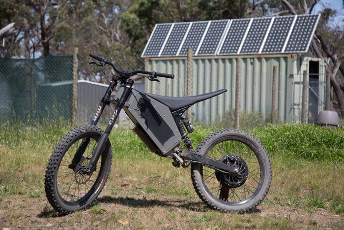 Video Review: Stealth H-52 electric bike eats up tight trails