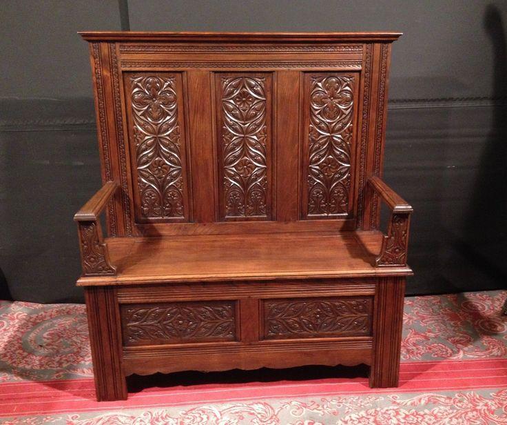 Les 25 meilleures id es de la cat gorie meubles gothiques for Meuble breton ancien