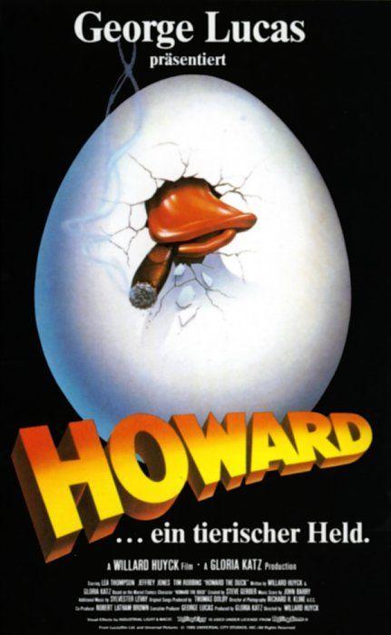 Howard - Ein tierischer Held / Howard the Duck (1986)