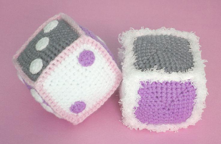 Amigurumi Cube Tutorial : Best crochet images on pinterest