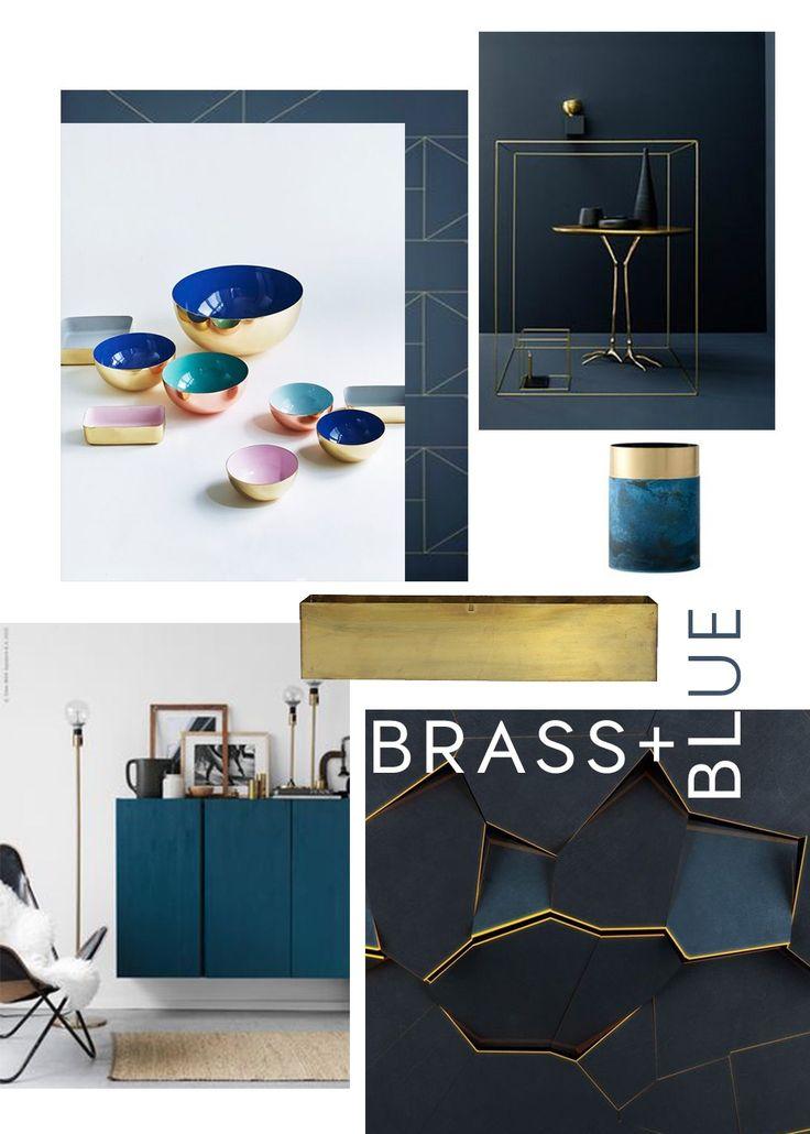 48 Best Blue Interior Trend Italianbark Images On