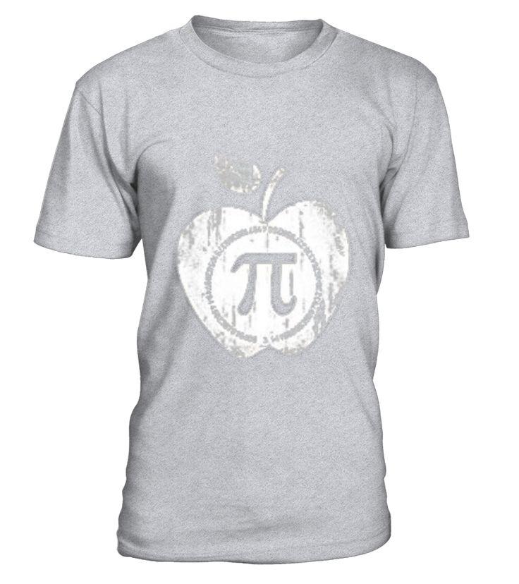 Apple Pi - Math Shirt Tshirt Pi Day 2017 shirts  Funny Math T-shirt, Best Math T-shirt