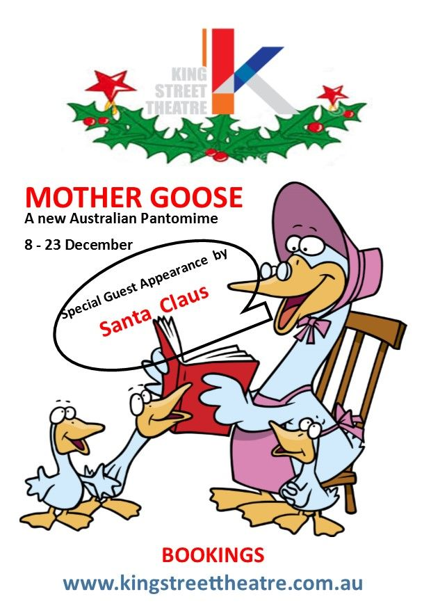 Mother Goose Pantomime - Newtown