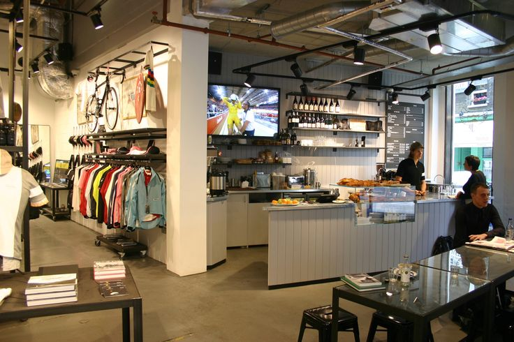Rapha Cool Cycling Apparel With Great Espresso London
