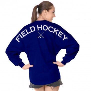 Field Hockey Spirit Football Jersey® in mint