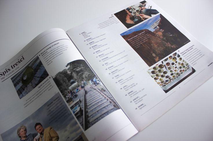 Kolejne porcja wywiadów, artykułów i inspiracji od Ładnie Naprawię ukazała się już w maju 2014 r.