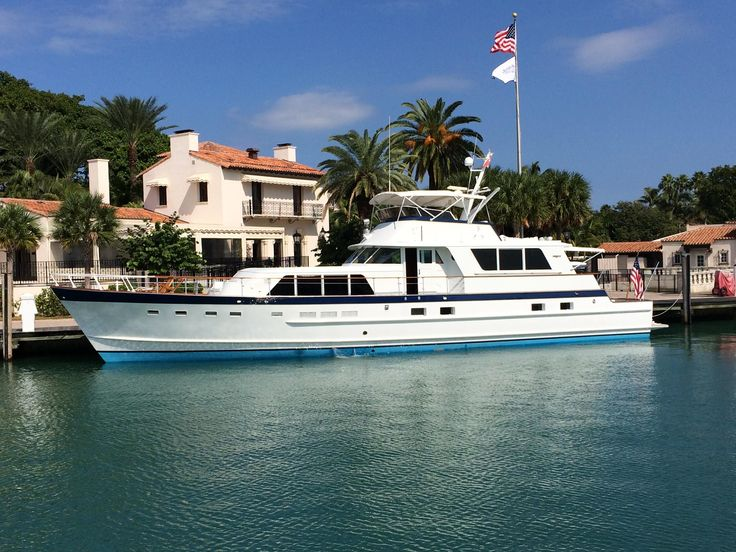 1979 Burger Motoryacht with Cockpit Power Boat For Sale - www.yachtworld.com
