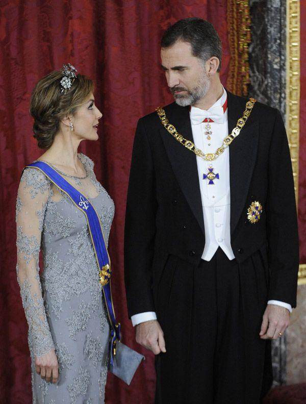 Cena de gala en el Palacio Real en honor al Presidente de Colombia - Foto 3