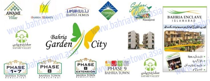 Bahria Town Project News - Islamabad , Rawalpindi , Karachi . Plots - Houses - Apartments - Villas - Commercials - Shops - Plaza