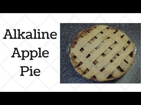 Apple Pie Dr.Sebi Alkaline Electric Recipe - YouTube