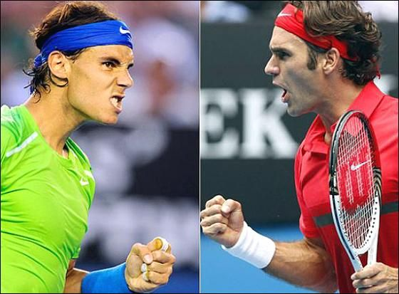 Can Roger Federer overtake Rafael Nadal in ATP Ranking Points http://www.morningcable.com/home/sports/37796-can-roger-federer-overtake-rafael-nadal-in-atp-ranking-points.html  Former World no. 1 Roger Federer is very confident to play high level tennis at end of the 2014 season and hopes to surpass Rafael Nadal's No. 2 place in the ATP Ranking Points. Both the tennis legends are going to fight hard to finish second spot in ATP Rankings.
