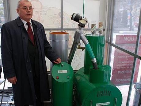 Un dispozitiv brevetat pentru arderea biomasei stă la baza unei afaceri cu centrale termice dezvoltate de doi fraţi. Cu un randament superior, centralele produse de Aurel și Iuliean Horneţ au ajun