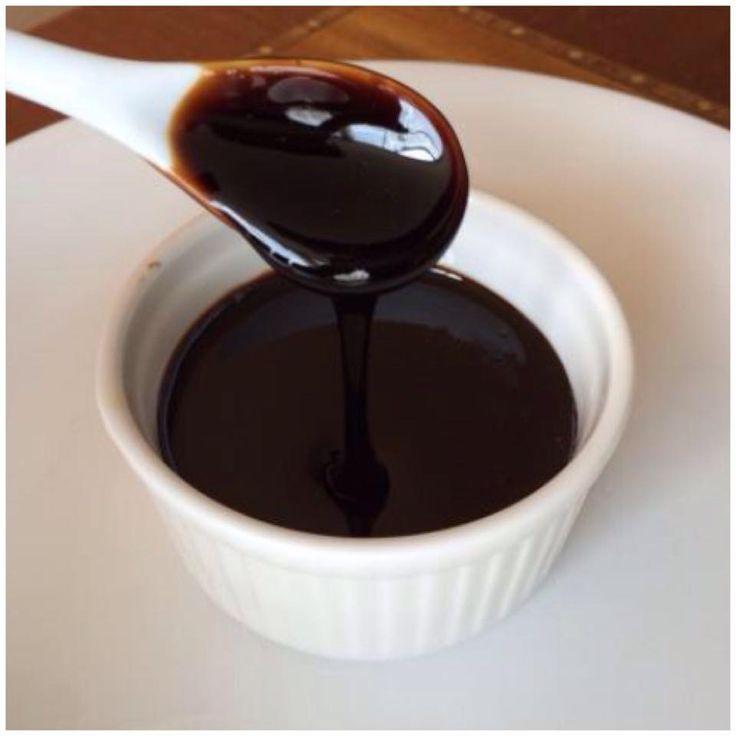 Reduccion de Balsamico :http://www.recetasjudias.com/reduccion-de-balsamico/