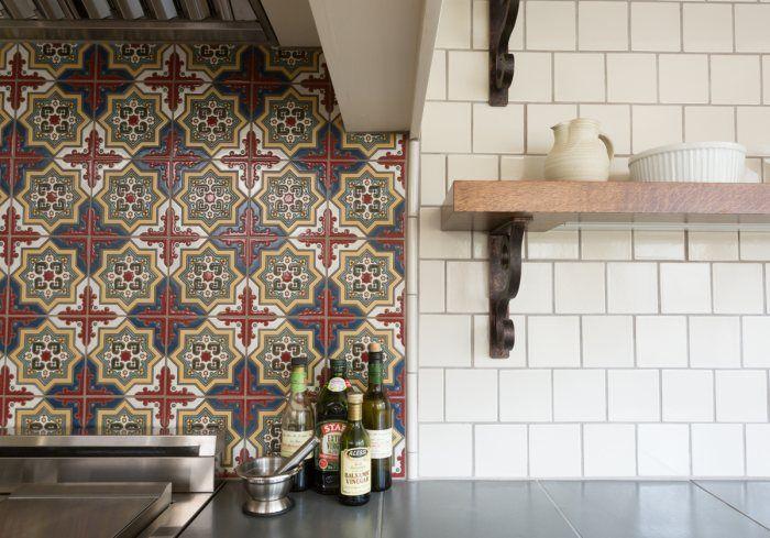 Fireclay Feature: Paul Burns' Mediterranean Kitchen Remodel | Installation Gallery | Fireclay Tile