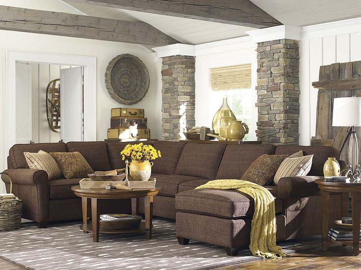 1000 ideas about u shaped sectional on pinterest u shaped couch u shaped sectional sofa and for Bassett living room u shaped sectional