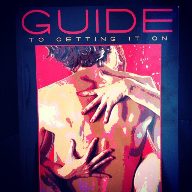 Guide to Getting it On, 8th edition  http://venusenvy.ca/Ottawa  Paperback: 1152 pages Publisher: Goofy Foot Press; 8th edition edition (April 7, 2015) Language: English ISBN-10: 1885535457 ISBN-13: 978-1885535450