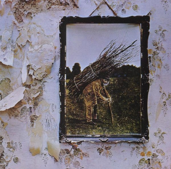 """#7: """"Led Zeppelin IV"""" by Led Zeppelin - listen with YouTube, Spotify, Rdio & Deezer on LetsLoop.com"""