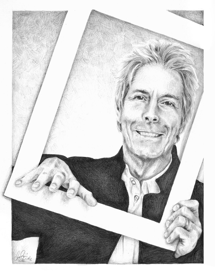 Portrait of Status Quo's keyboardist, guitarist and vocalist Andy Bown. Original arwork was commissioned by a kind Status Quo fan for $30. You can find high quality prints of my other celebrity portraits here: http://fineartamerica.com/profiles/liz-molnar.html