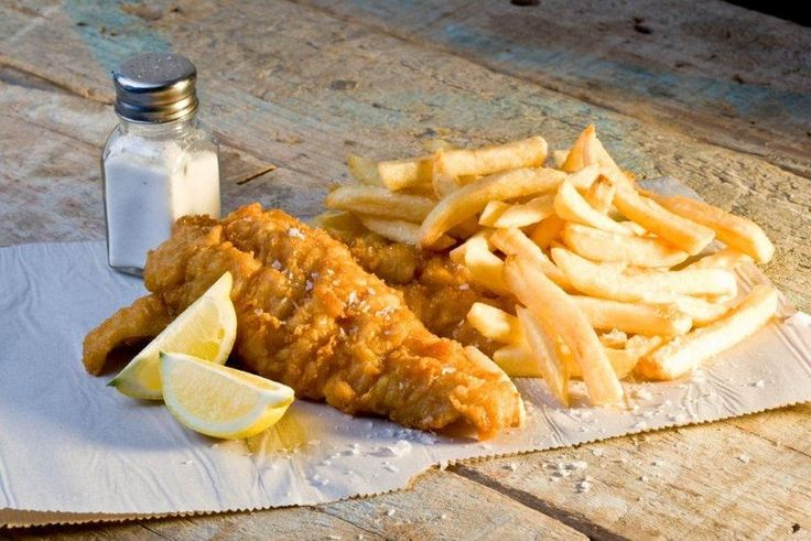fish and chips parcel - Google Search