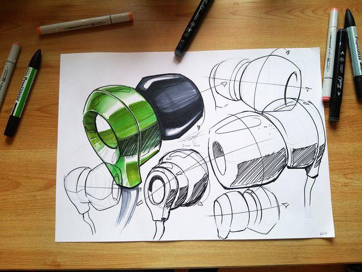 My Sketchbook (Sketch pile) 2015 - part 4 on Behance