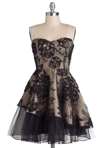 Opus and Dreams Dress, #ModCloth