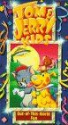 Tom  Jerry Kids  Out of This World Fun VHS