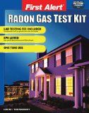 First Alert RD1 Radon Gas Test Kit  List Price: $27.99 Discount: $16.82 Sale Price: $11.17