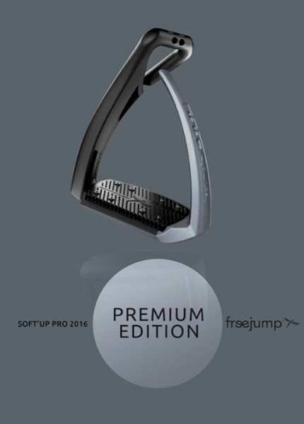 Strzemiona Soft Up Pro PREMIUM #freejump #freejump2016