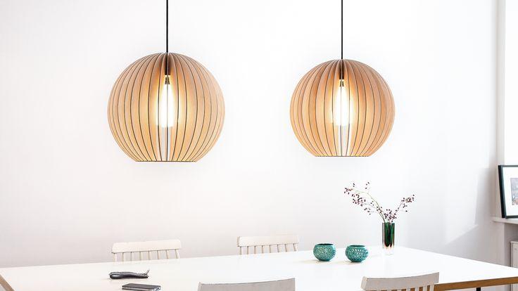 1000 ideas about lampen aus holz on pinterest haus aus. Black Bedroom Furniture Sets. Home Design Ideas
