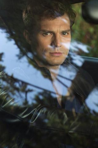 Here's the First Official Look at Jamie Dornan as Christian Grey!