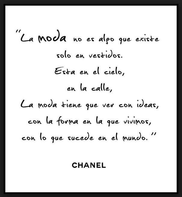 La diseñadora Coco Chanel dejó un auténtico legado, cambiando el mundo de la moda gracias a sus creaciones, pero también a sus reflexiones. ¡En Nubbe Clothes compartimos su filosofía al 100%!