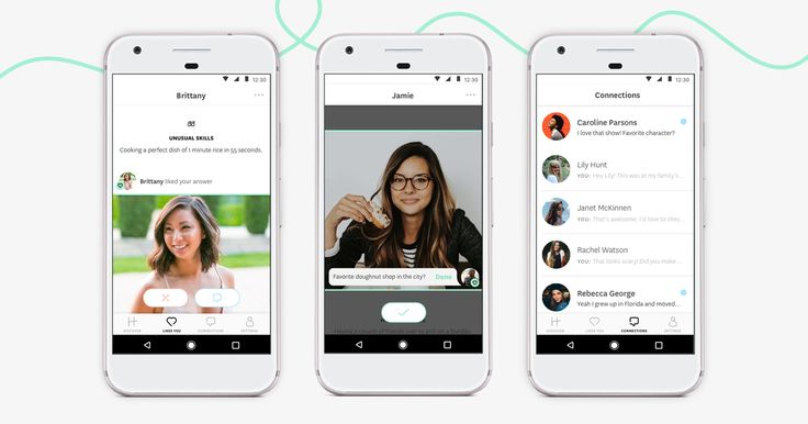 Android users, rejoice! You now have one more way to find love.