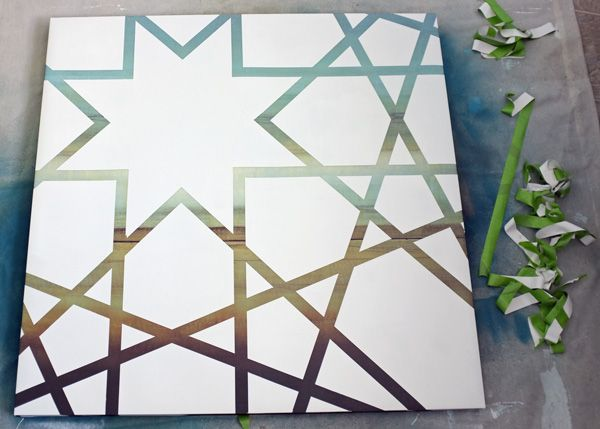 1000 ideas about painters tape art on pinterest picture coasters mason jars and tape. Black Bedroom Furniture Sets. Home Design Ideas