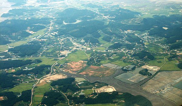 Sudokwon Landfill, South Korea: Biggest Garbage, Garbage Dump, Garbage Toxic