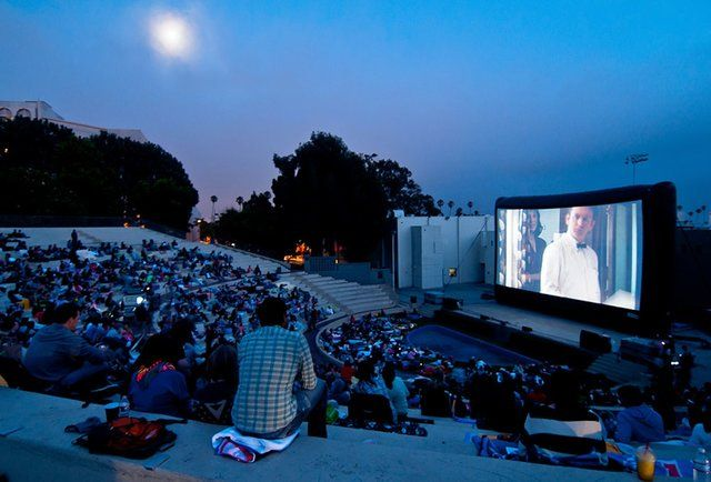 Every Summer outdoor movie screening in LA, now in one calendar. They are BYOB too!!!